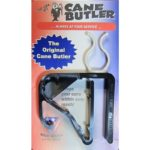 13005 Cane Butler With Purse Hook